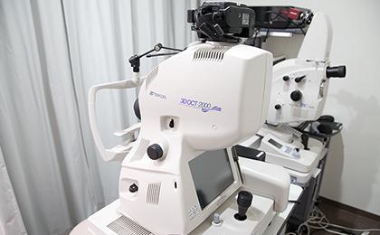 3次元眼底像撮影装置